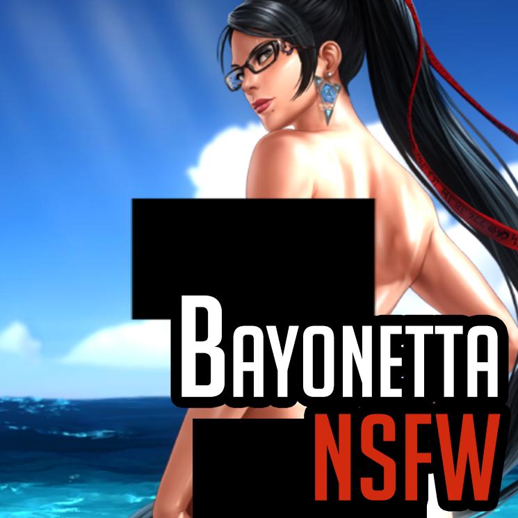 [M] Bayonetta Beach Bounce (nude) - Dandonfuga (Vell)