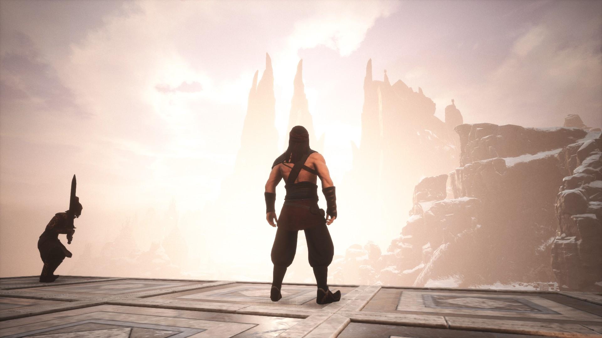 Conan Exiles Demolish Building
