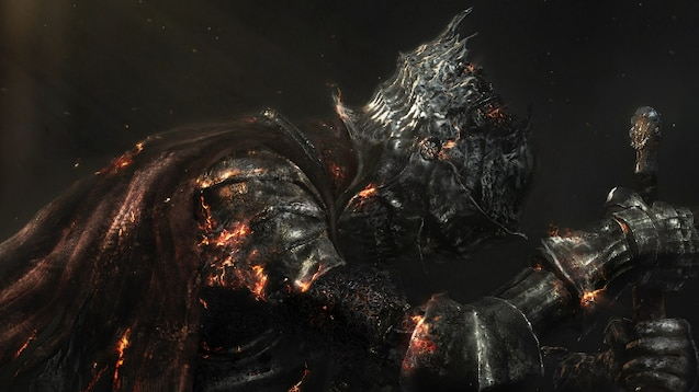 [Wallpaper Engine] Dark Souls 3 - Soul of Cinder