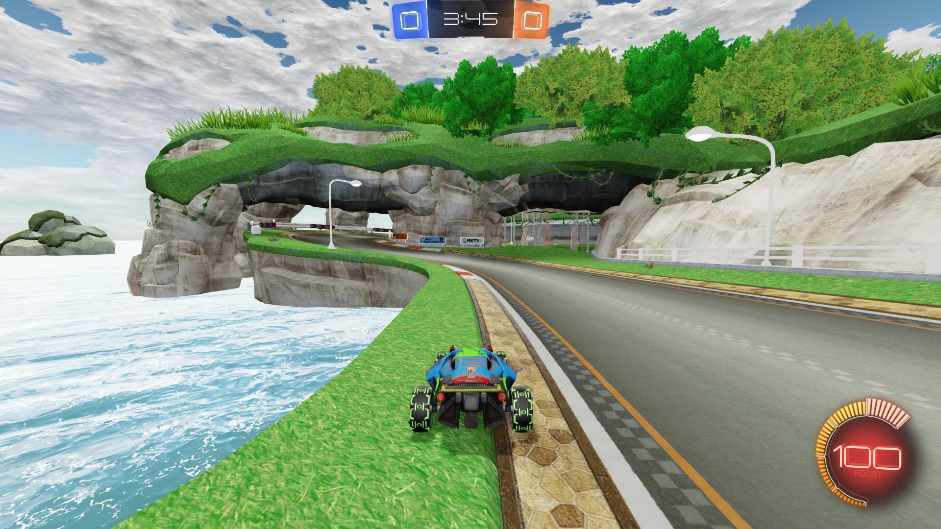 Steam Workshop :: Yoshi Circuit - MKRL