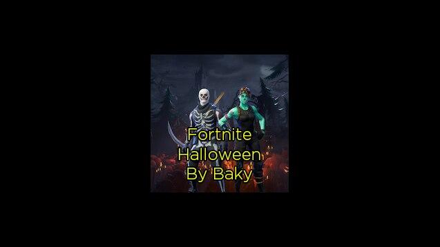 Steam Workshop Fortnite Skull Trooper And Ghoul Trooper Baky