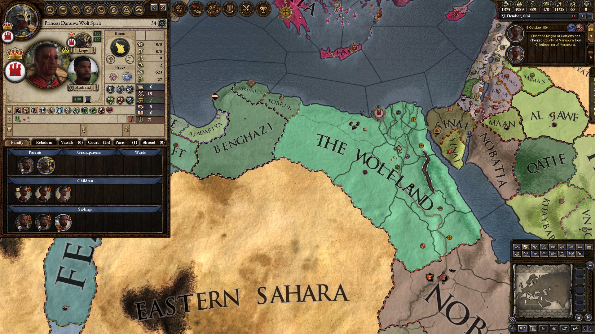 Paradox Grand Strategy: Crusader Kings, Europa Universalis, ETC