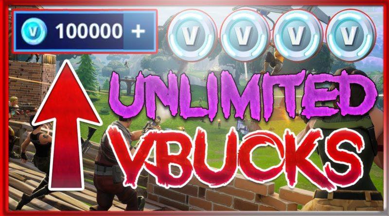 free v bucks no human verification