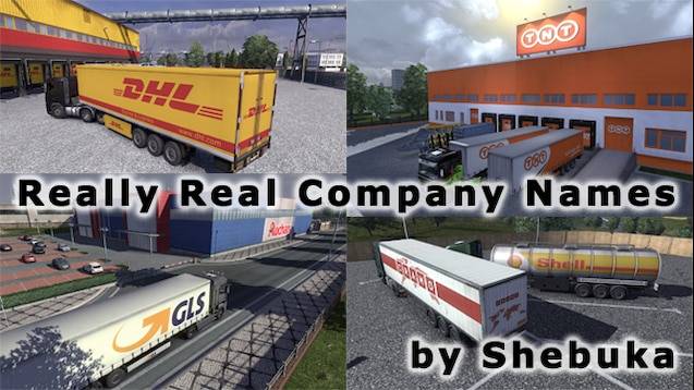 Steam Workshop :: Really Real Company Names