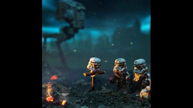 Steam Workshop Lego Star Wars Live Wallpaper