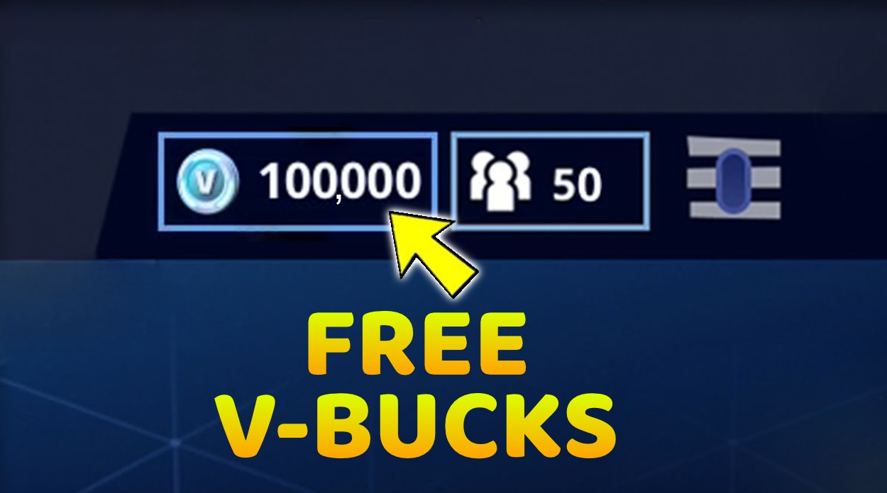 Steam-fællesskab :: :: [***FORTNITE***] How To Get Free V Bucks