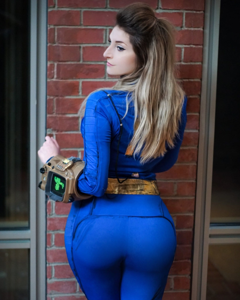 Fallout cosplay sexy Fallout 4