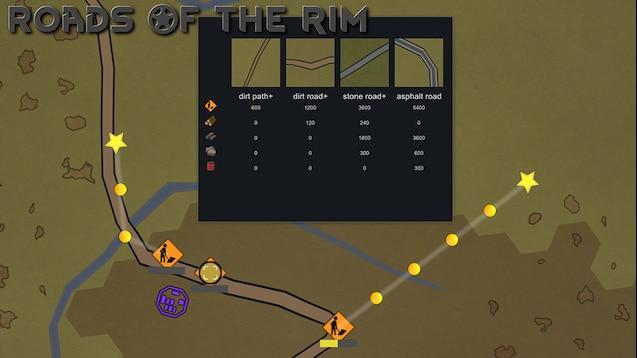 Steam Workshop :: Roads of the Rim