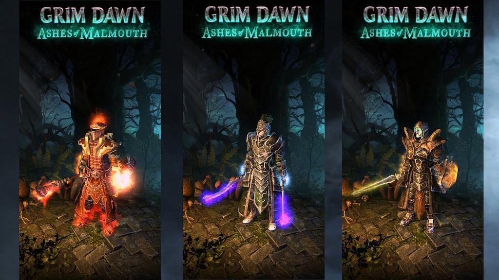 Steam Community :: :: Grim Dawn - Avatar Appearance