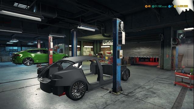 Steam Workshop Tesla Model S