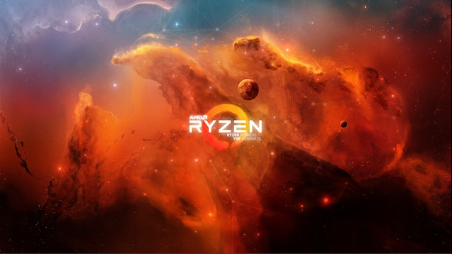 Steam Workshop :: AMD Ryzen Wallpaper