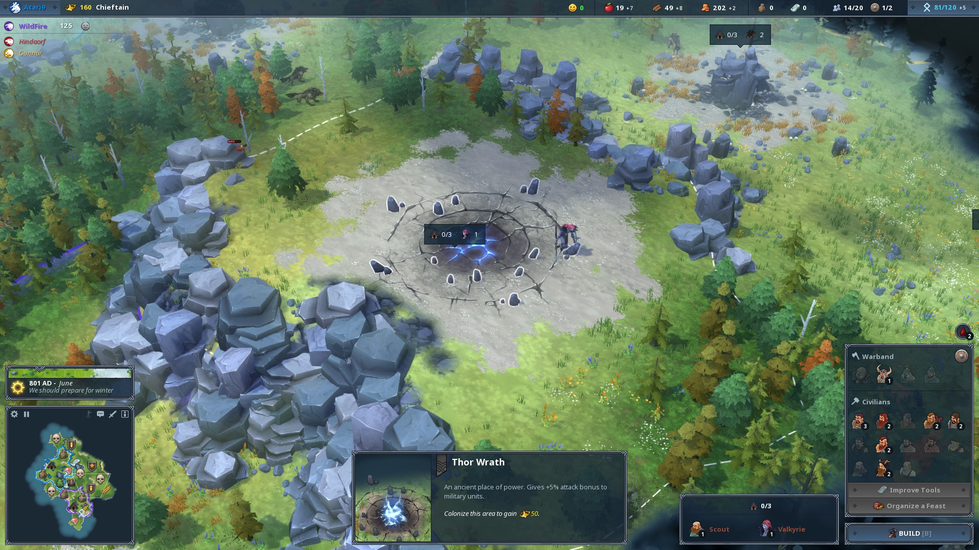 Steam Community :: Guide :: Northgard Achievements Guide