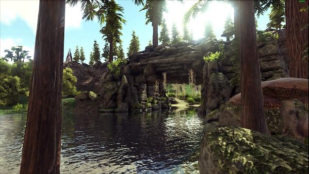 Steam Workshop :: The Volcano