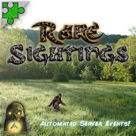 Steam Workshop :: Rare Sightings