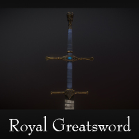 Royal Greatsword画像