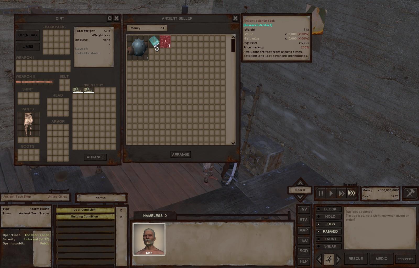 Steam Workshop :: Ancient Tech Trader