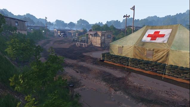Steam Workshop Unsung Liberation Prei Khmaoch Luong
