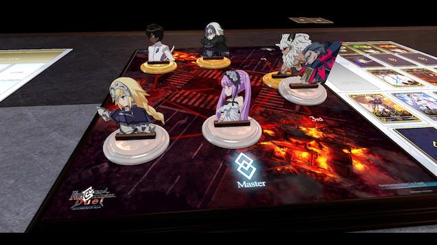 Steam Workshop :: Fate/Grand Order Duel (Sets 1, 2, & 3)