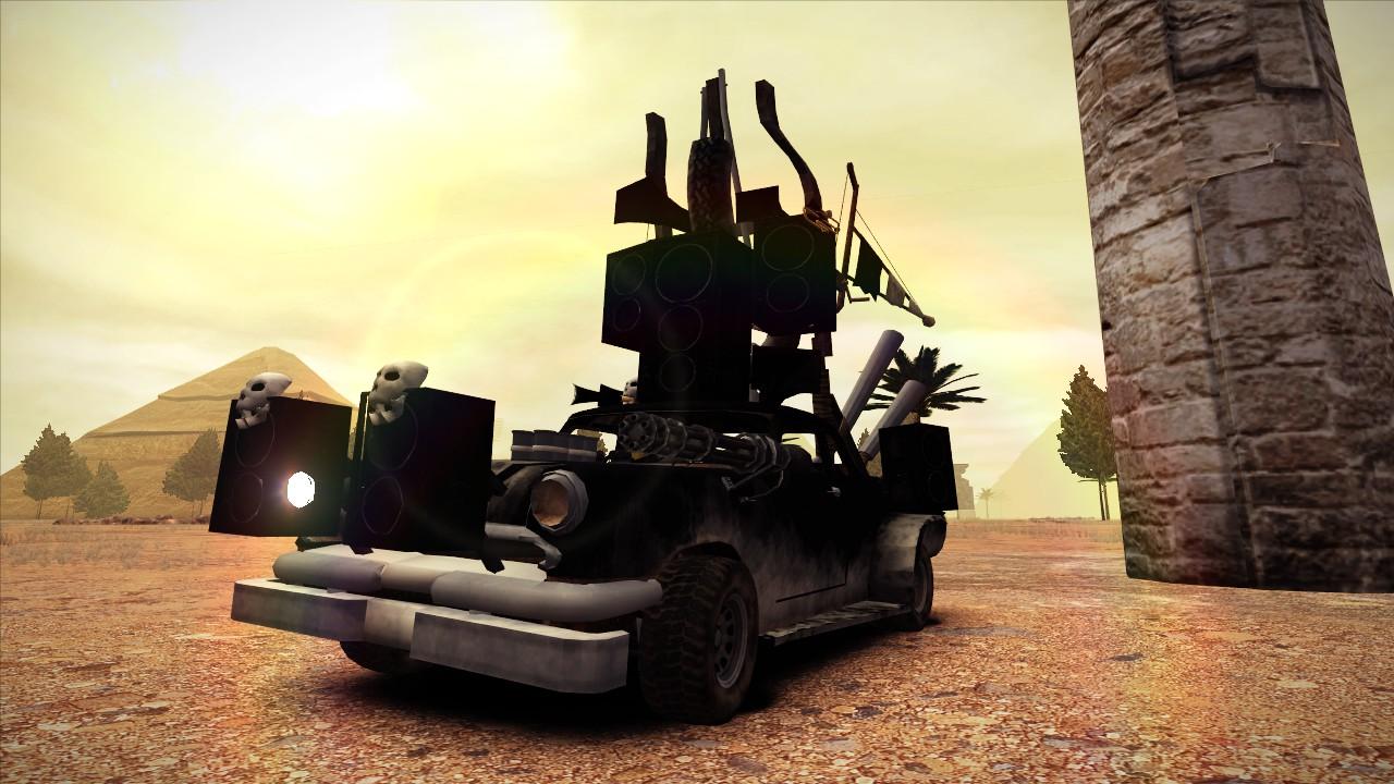 Steam Workshop Crow Caller Mad Max