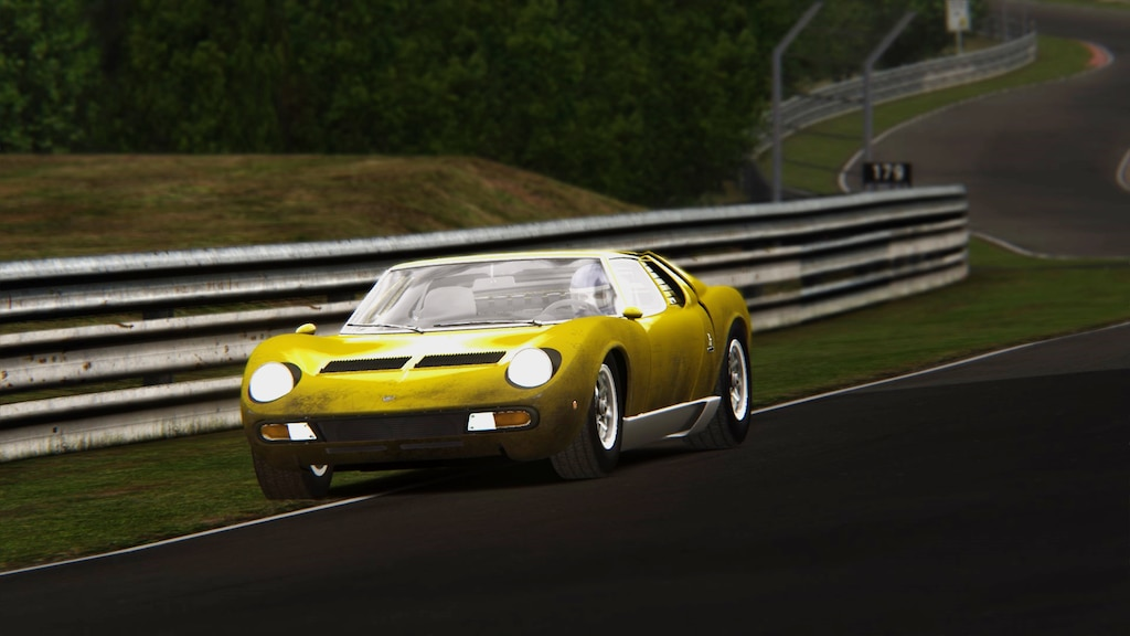 Steam Community Lamborghini Miura Clean