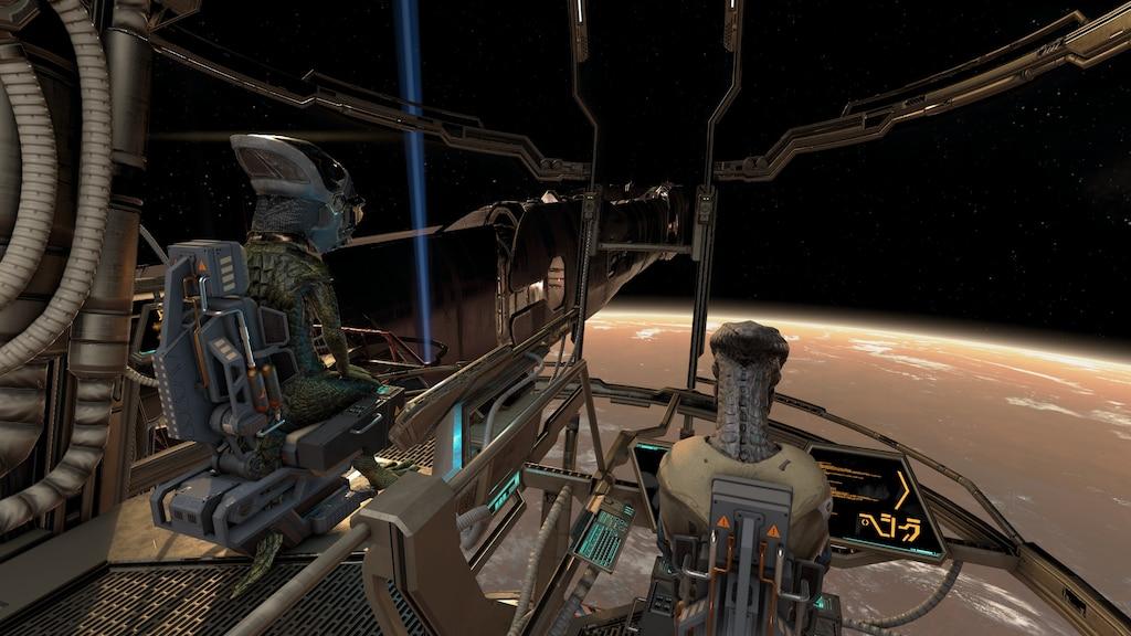 Steam Community :: Screenshot :: The crew are all Teladi