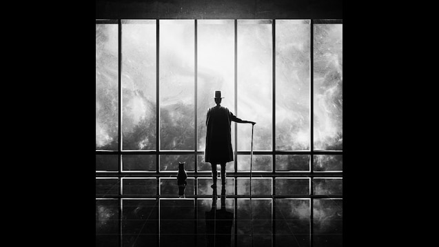 Steam Workshop Watching The Universe Black And White