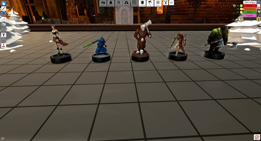 Steam Community Screenshot Mella Deinos High Elf Druid Xio Rogue Tabaxi Monk Vemik Cyndris Goliath Barbairan Bejimin Quincy Warforged Bloodhunter You Got asked to do a black and white commission of a tabaxi monk for dnd a while back. mella deinos high elf druid