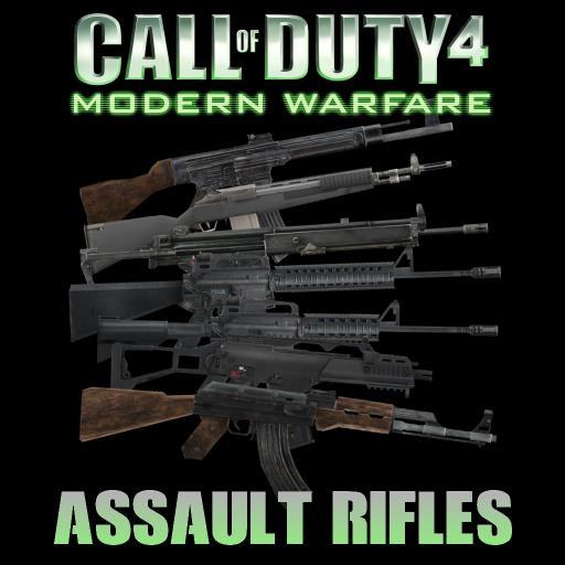 Steam Workshop :: Call of Duty 4: Modern Warfare Assault Rifles