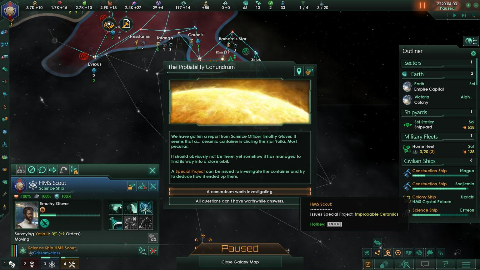 Stellaris, PDox Space Game - A Taste of Rome | Page 717
