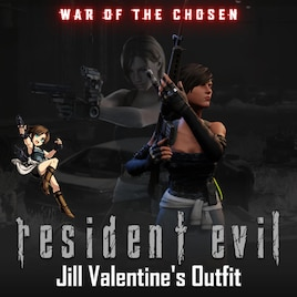 Steam Workshop Wotc Resident Evil Jill Valentine S