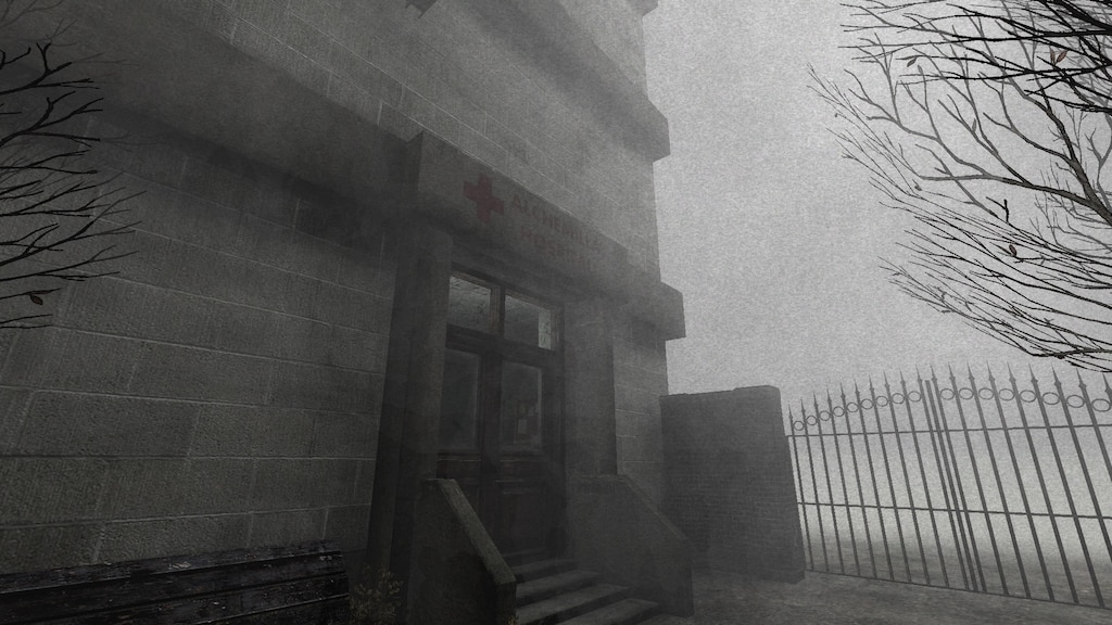 Steam Community :: :: Silent Hill: Alchemilla mod for Half
