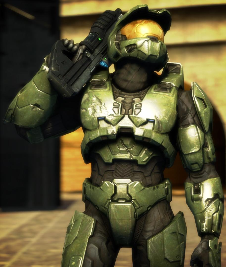 Steam Workshop :: Halo 3 - Master Chief
