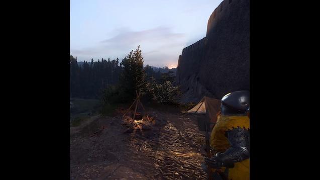 Steam Workshop :: Kingdom Come Deliverance Guard Duty 21:9