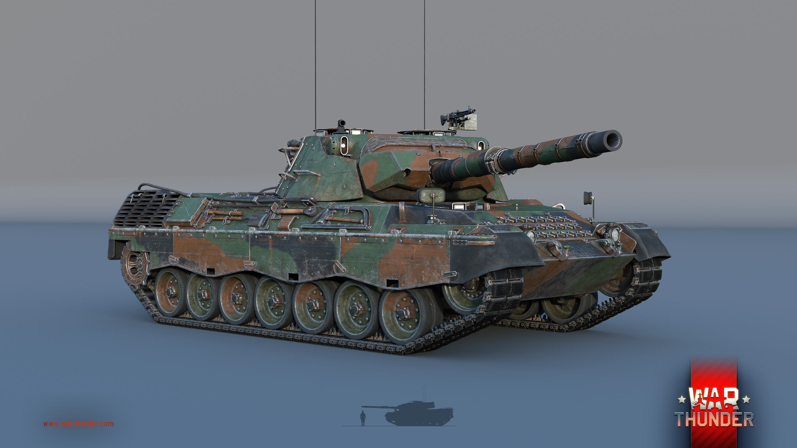 Steam Community :: Guide :: The Leopard A1A1 review