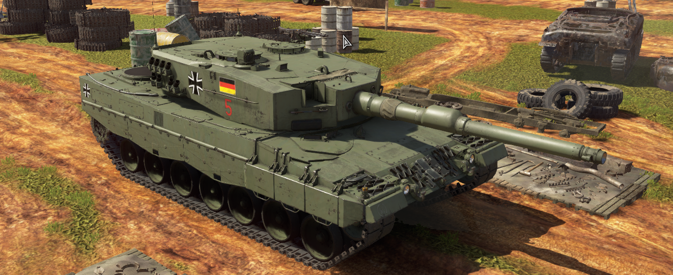 Steam Community :: Guide :: Leopard 2A4 review