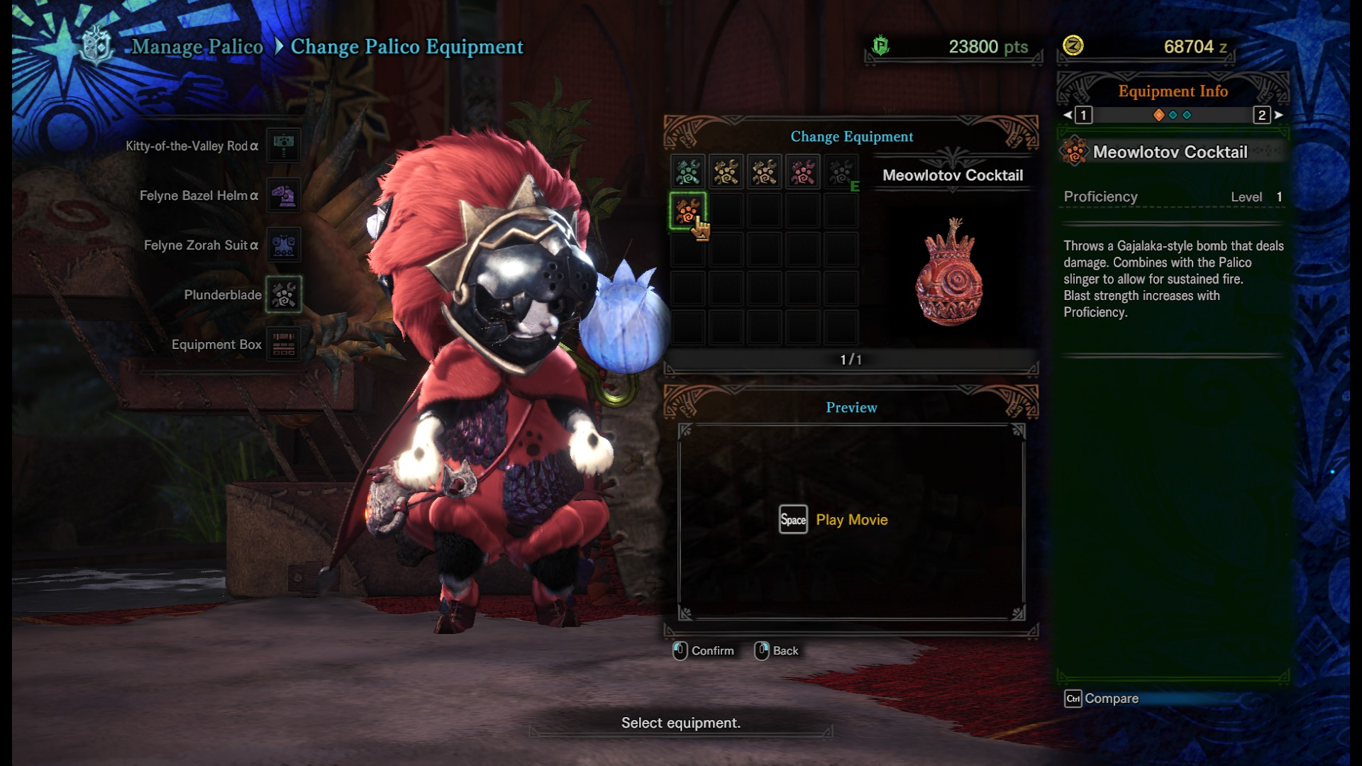 Steam Community :: Guide :: Getting New Palico Gadgets Guide