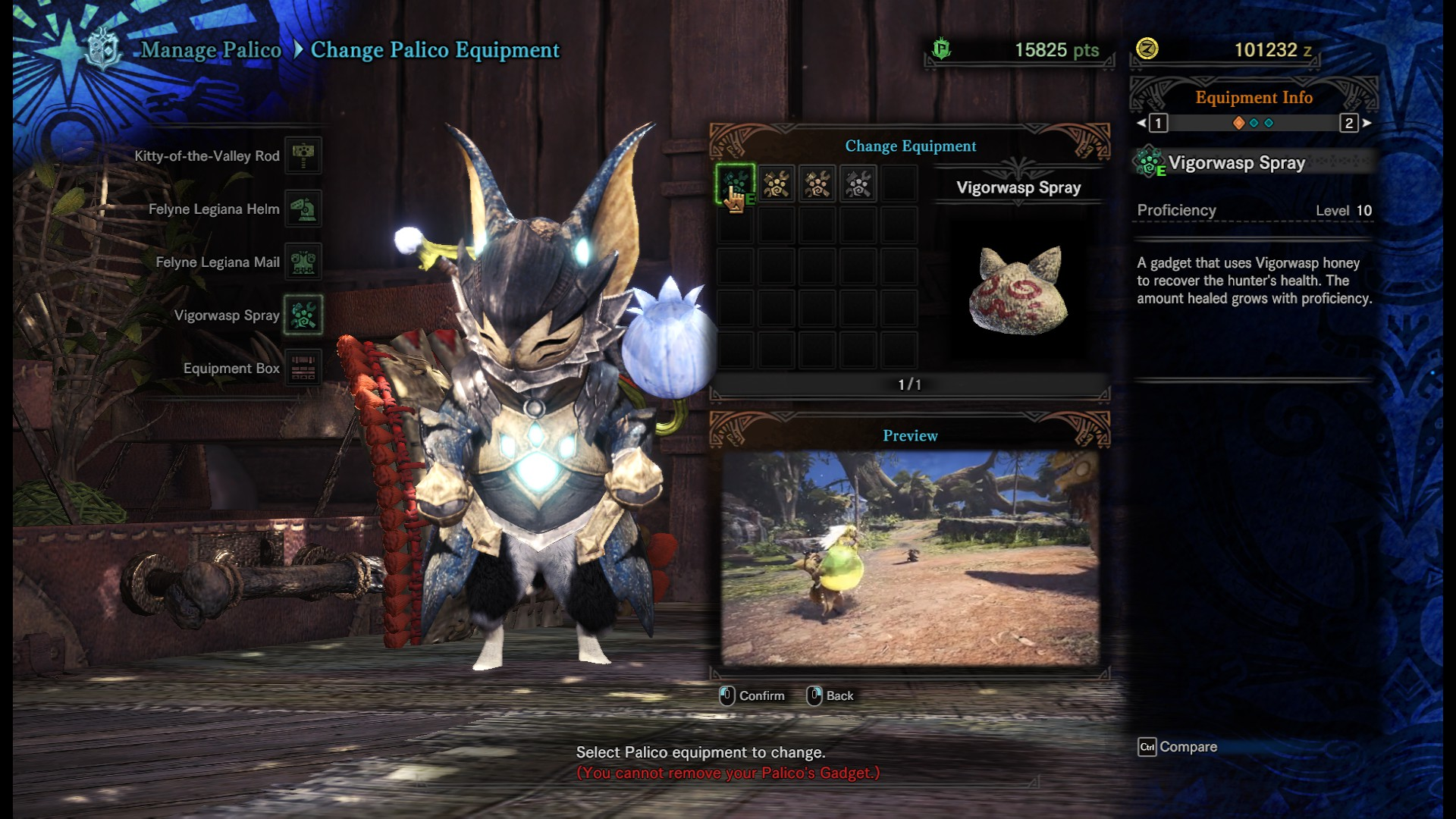 Steam Community Guide Getting New Palico Gadgets Guide V1 1