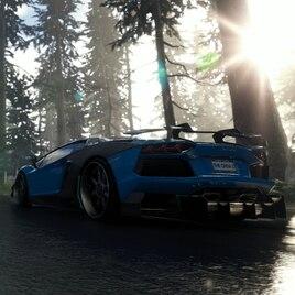 Steam Workshop :: The Crew 2 - Lamborghini Huracán Drift Edition