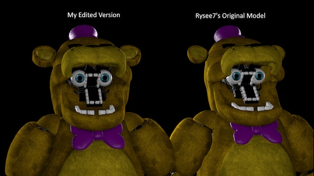 Steam Workshop :: FNaF UCN FredBear
