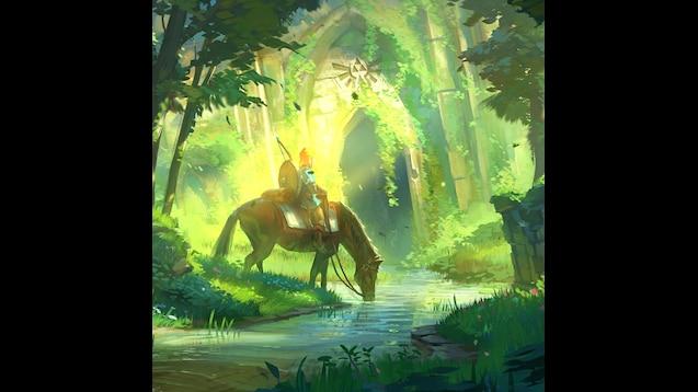 Steam Workshop :: Legend of Zelda Forest