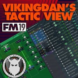 Steam Workshop :: VikingDan's FM19 Tactic View