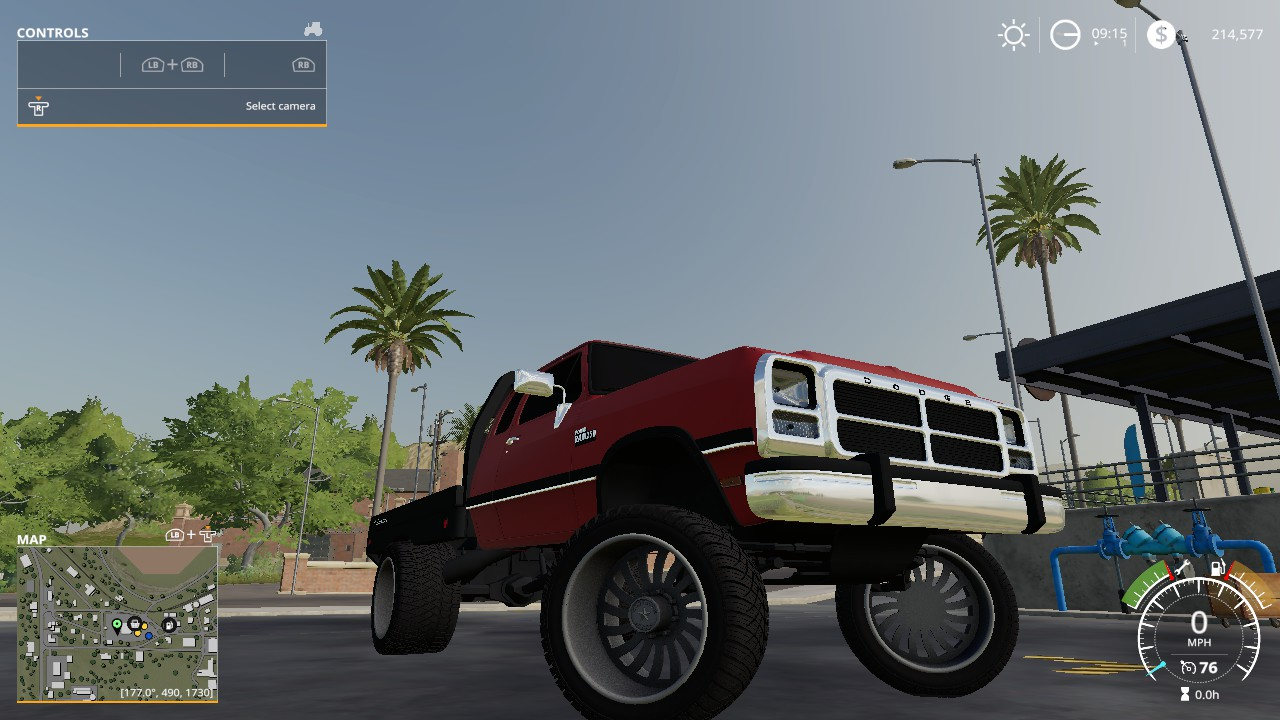 Comunidad Steam Captura I Traded My 83 Ford For This 1st Gen Dodge Cummins With American Force Wheels