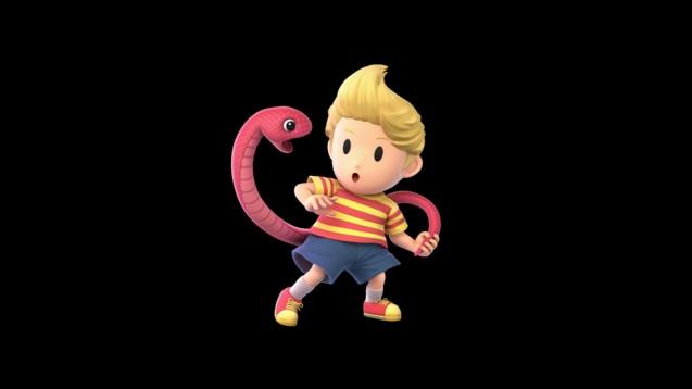 Steam Workshop :: Super Smash Bros  Ultimate: Lucas