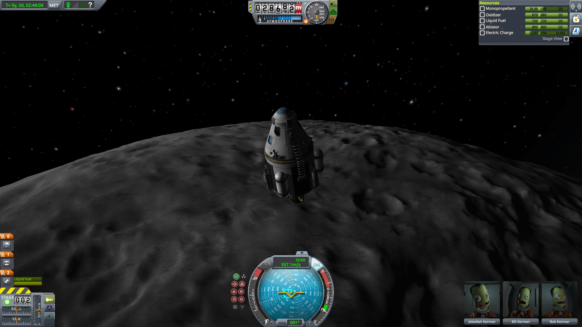 VGG Challenge: To the Mun! | Kerbal Space Program