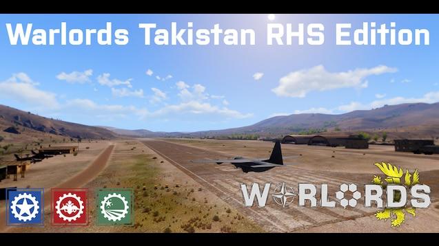 Steam Workshop :: Warlords Takistan RHS Edition