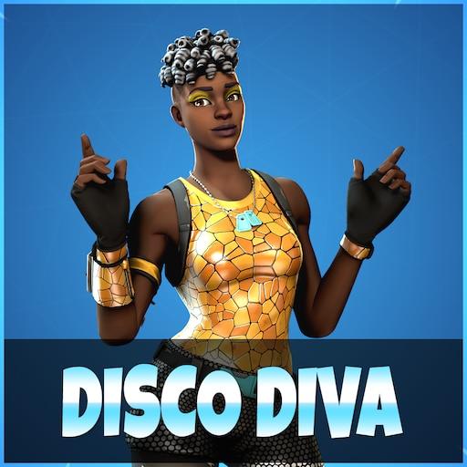 Disco Backpack Fortnite Steam Workshop Fortnite Disco Diva