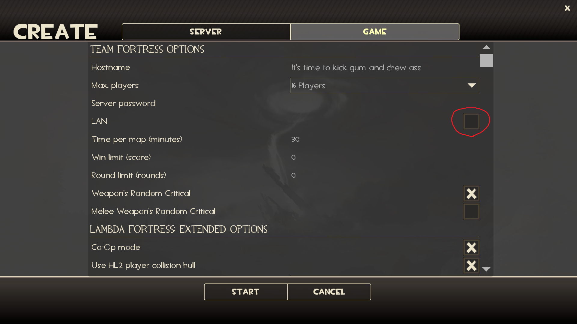 Steam Community :: Guide :: Lambda Fortress: Extended
