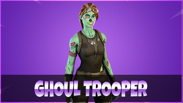 Steam Workshop Fortnite Ghoul Trooper