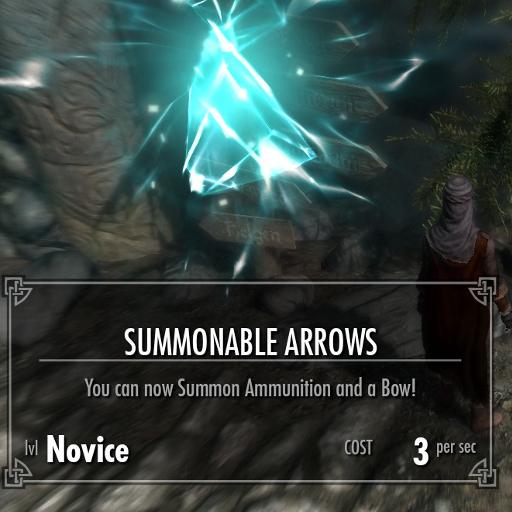 Summonable Arrows!画像
