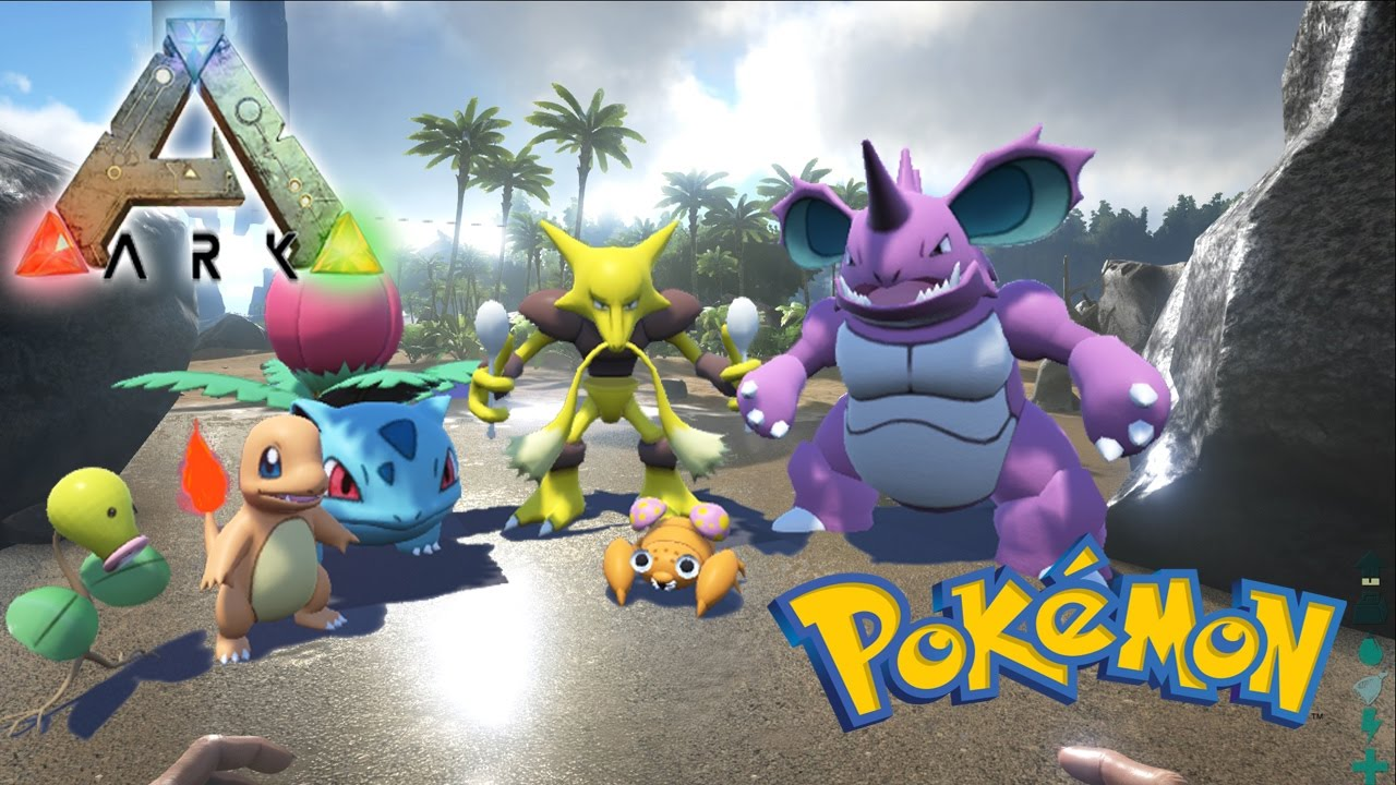 Steam Workshop :: Ketchum All Pokemon Server Mods
